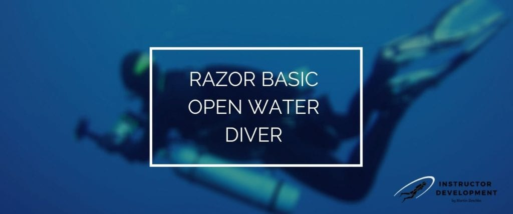 Razor Basic Open Water Diver