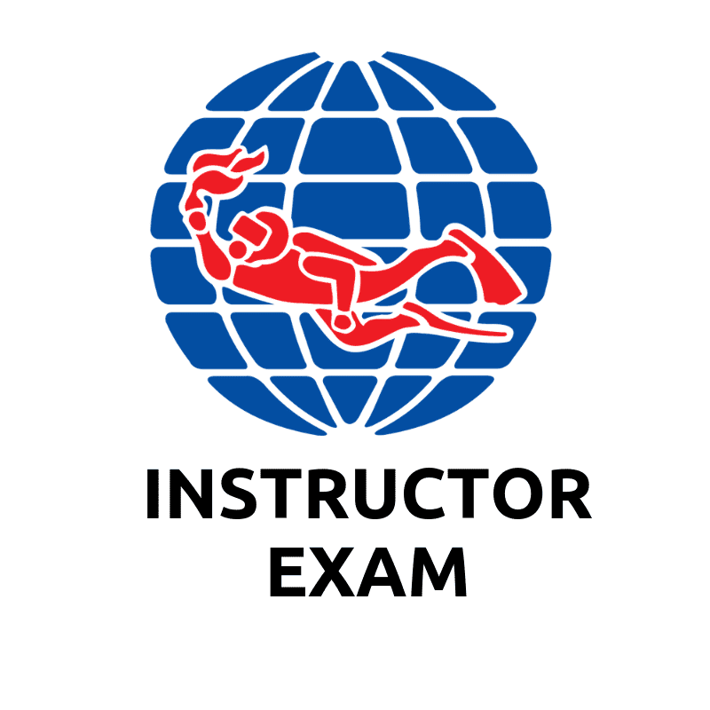 PADI Instructor Exam Thumbnail