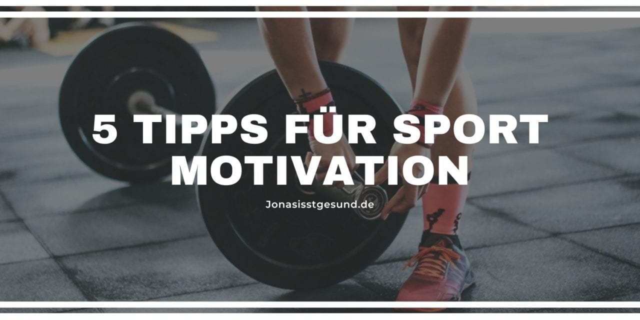 Sport Motivations tipps